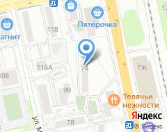 Компания Кредиторъ на карте города