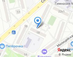 Компания Cardprofi.ru на карте города