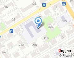 Компания Средняя общеобразовательная школа №107 на карте города