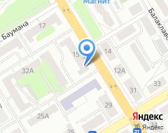 Компания Элит-Авто на карте города