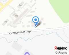 Компания РПК Урал на карте города