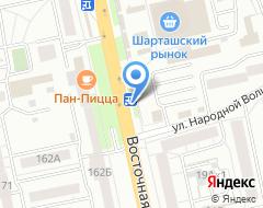 Компания Займ-онлайн.рф на карте города