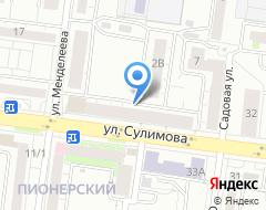 Компания ФИАНИТ-ЛОМБАРД на карте города