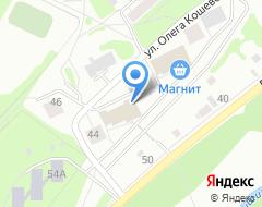 Компания ДЮСШ по техническим видам спорта на карте города