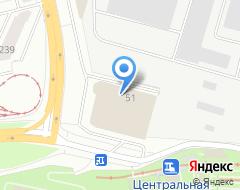 Компания УралКонверт на карте города