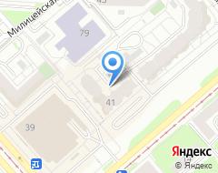 Компания Солнышко на карте города