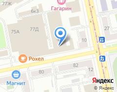 Компания Real-IT на карте города