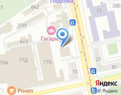 Компания Банкомат АКБ Абсолют Банк на карте города
