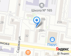 Компания Эйдос на карте города