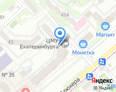 Компания Батиур на карте города
