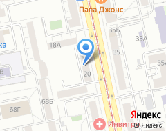 Компания Банкомат КБ Кольцо Урала на карте города