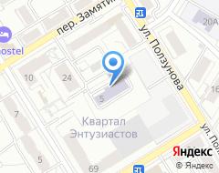 Компания Детский сад №554 на карте города