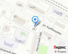 Компания ЛапУшки на карте города