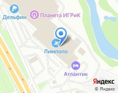 Компания Аква плюс на карте города