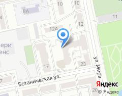 Компания Моби Сервис-Урал на карте города