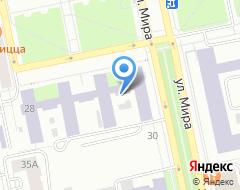 Компания ТХОМ УПИ на карте города