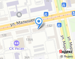 Компания Prokat.Sportx.ru на карте города