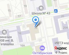 Компания Satori777 на карте города