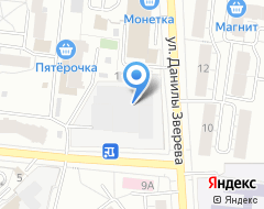 Компания Свердловский кооперативный техникум Облпотребсоюза на карте города