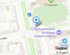 Компания СОДБИ на карте города