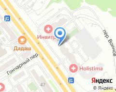 Компания Стихия dance на карте города