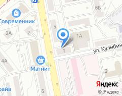 Компания Манарага на карте города
