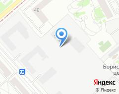 Компания СаГа на карте города