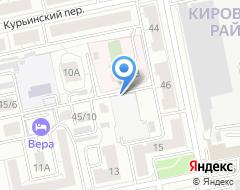 Компания Типография Уральский Печатный Дом на карте города