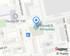 Компания Студия77 на карте города