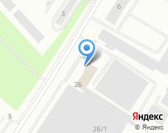 Компания ФастЛинк на карте города