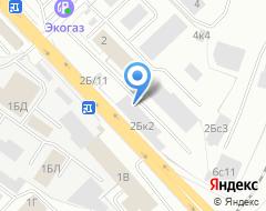 Компания Автоломбард Экспресс заем на карте города
