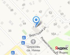 Компания РазвивайКА на карте города