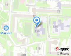 Компания ОР-АВНЕР на карте города