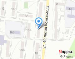 Компания Адвокат Орехов Н.Г на карте города