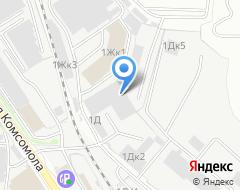 Компания ЛМ-Маркет на карте города