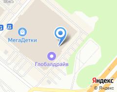 Компания Маруся-Маркетинг на карте города