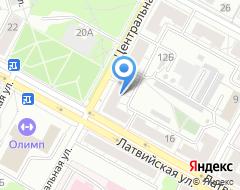 Компания Качалка на карте города