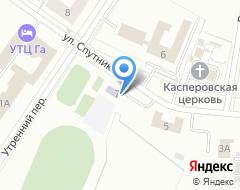 Компания Калина-Авто-Плюс на карте города