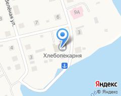 Компания Хлебопекарня на карте города