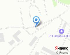 Компания БашВзрывТехнологии на карте города