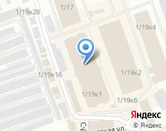 Компания АртСтрой на карте города