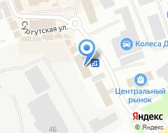 Компания Alexander на карте города