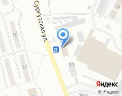 Компания Ореал на карте города