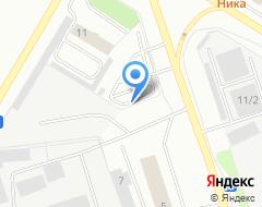 Компания АВТО ГАРАНТ 86 на карте города
