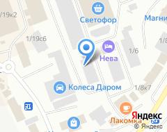 Компания Моя 7-ая на карте города
