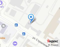 Компания Уралгеотоп на карте города