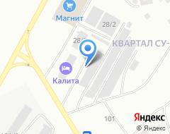 Компания 12Vольт на карте города