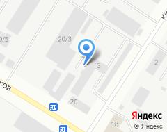 Компания Сибспецстрой на карте города
