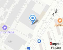 Компания Метро на карте города