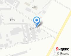 Компания Детали. ТОП на карте города